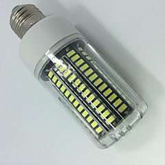 15W LED kukorica izzók T 138 SMD 5733 1300 lm Meleg fehér Fehér Dekoratív Tompítható AC 220-240 V 1 db.