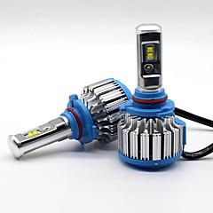70w 7200lm 9005 hb3 philips led lamp koplamp kit auto bundel lampen upgrade 6000k