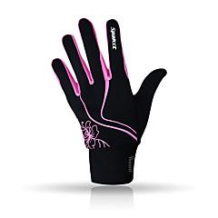 SPAKCT Activiteit/Sport Handschoenen Dames Fietshandschoenen Herfst Winter Wielrenhandschoenen Houd Warm Slipvast Vermindert schurenLange
