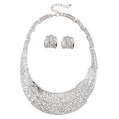 Women's Stud Earrings Necklace/Earrings Pendants Dangling Style Geometric Multi-ways Wear Metal Alloy Alloy Geometric ForAnniversary
