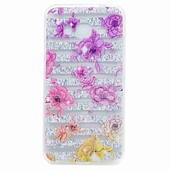 Case for Samsung Galaxy Grand Prime G530 Core Prime G360 Translucent Pattern Case  Flower Soft TPU Case