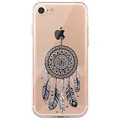 Hoesje voor iphone 7 6 droomvanger tpu zacht ultra dun achterhoes hoesje iphone 7 plus 6 6s plus se 5s 5 5c 4s 4