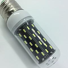 5W 15W LED-maissilamput T 76 SMD 4014 500 lm Lämmin valkoinen Valkoinen Himmennettävissä Koristeltu AC 220-240 V 1 kpl