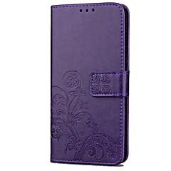Taske til huawei p10 lite p10 plus pu læder tegnebog taske med håndlinje taske til huawei p10 p8 lite (2017) g7 p8 lite p8 p9 plus p9 lite