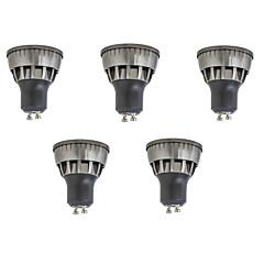 3W LED Spotlight 1 COB 320 lm Warm White Cool White Decorative AC85-265 V 5 pcs