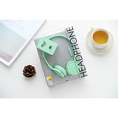 Sibyl x-45 macarons micrófono de dibujos animados micrófono auricular auricular para teléfono y ordenador