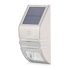 Y-szoláris napelemes ajtó fal lépcsősor vezetett könnyű kerti világítás fehér lámpa sl1-25