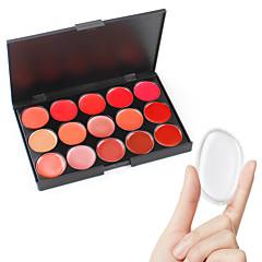 Lipgloss Droog Mat Glinstering Mineraal Vochtigheid