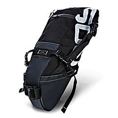 Cykeltaske 10LSadeltasker Multifunktionel Cykeltaske Polyester Cykeltaske
