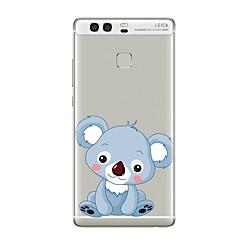 Θήκη για huawei p8 lite2017 p10 κάλυψη διαφανής θήκη koala soft tpu για p10 lite p10 συν p9 συν p9 lite p9 p8 lite p8 mate9 pro mate9