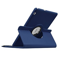 Lichee patroon 360 graden rotatie pu leren hoesje met stand voor huawei mediapad t3 10,0 inch tablet pc