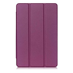 Egyszínű, puha bőr tok, állvánnyal lg g pad 3 10,1 x760 10,1 hüvelykes tabletta pc