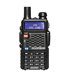 Baofeng bf-f8 συν το bf-f8 μίνι φορητό ραδιοτηλέφωνο 5w 136-174mhz 400-520mhz vhf / uhf διπλής ζώνης φορητό πομποδέκτη δύο δρόμων