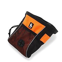 Kot Pies Przewoźnicy i plecaki turystyczne Zwierzęta domowe Torby Odblaskowy Przenośny Składany Měkké Jendolity kolor Orange Yellow