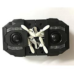 Dron 127 4 kanałowy Z 0.3MP kamera HD Powrót Po  Naciśnięciu Jednego Przycisku Zdalnie Sterowany Quadrocopter Kabel USB Instrukcja Obsługi