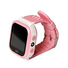 Kids 'Watches Waterbestendig Touch Screen GPS Multifunctioneel Handsfree bellen SOS Wekker Gespreksherinnering Bluetooth 3.0Micro