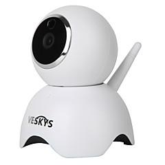 Veskys® 960p smart panda wifi ip camera (1,3mp hd / vigilância de segurança panda modelo bonito)