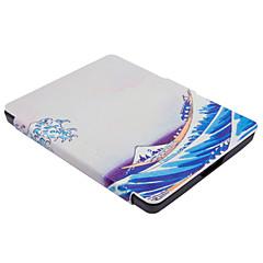dla Kobo glo hd klapki skórzanym futerale Funda dla Kobo dotykowym 2,0 cala morza wave6 zmieści Kobo Glo e-book