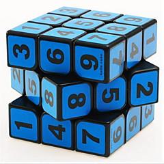 Rubiks kubus Soepele snelheid kubus Verlicht stress Magische kubussen Kunststoffen