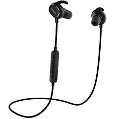 qy19 i øre trådløse hovedtelefoner planar magnetisk plastik sport&fitness hovedtelefon mini-headset