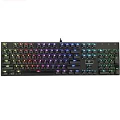 chocolade toetsenbord keycap 104 backlit keycaps voor alle gaming mechanische switch toetsenborden met sleutel trekker