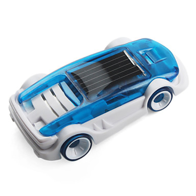 太陽と塩水ハイブリッド動力車