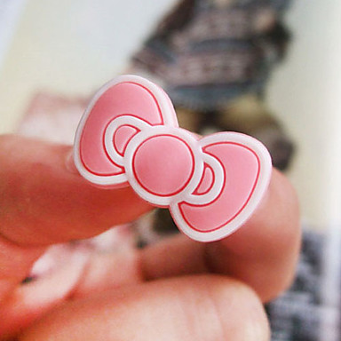 Dustproof 3.6mm Earphone Plug for Cellphone (Bow)