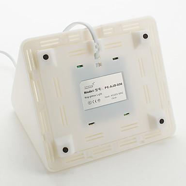 dirigée par capteur de lumière de nuit signet lampe (blanc)