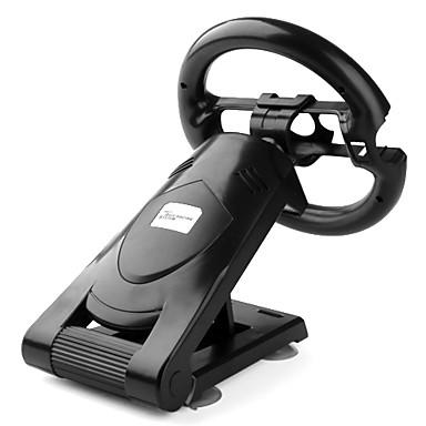 Desktop Racing Steering Wheel Kit for Wii (Black)