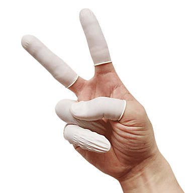50pcs Emulsion Finger Protector(M)
