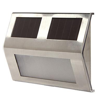 3 led wit licht op zonne energie lamp tuin erf pad loopbrug trap automatische verlichting 833953 - Kleine zonne lamp ...