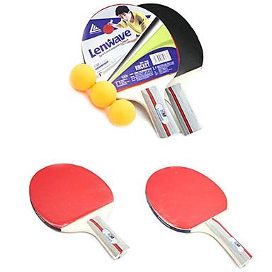 Maneje long table tennis shake a mano set raqueta 995497 for Table tennis 99