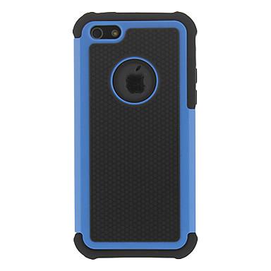 Verdediger serie hybride geval met interieur siliconen for Interieur iphone