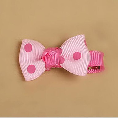 2014 New Children's Cute Bow BB Clip Barrettes