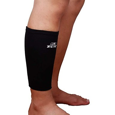 Absorb Sweat Black THIGH Support Badminton Basketball Sport Safety Athletic
