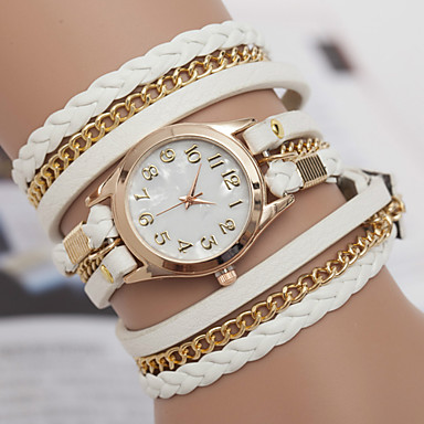 Z.xuan Women's Steel Band Analog Quartz Casual Watch Colors Cool Watches Unique