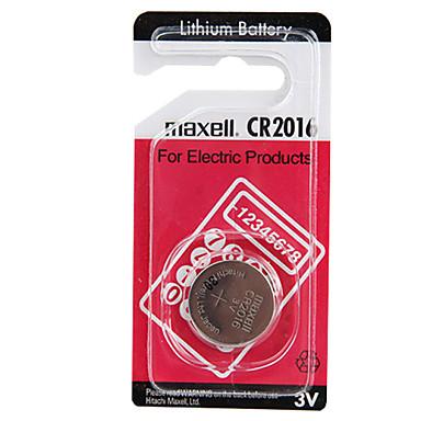 Maxell CR2016 3v batterie a bottone al litio ad alta capacità (1pcs) del 3389479 2017 a €2.99