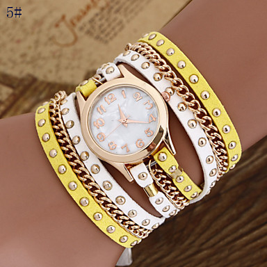 Women Watch Bohemia Korea Cashmere Circling Cool Watches Unique