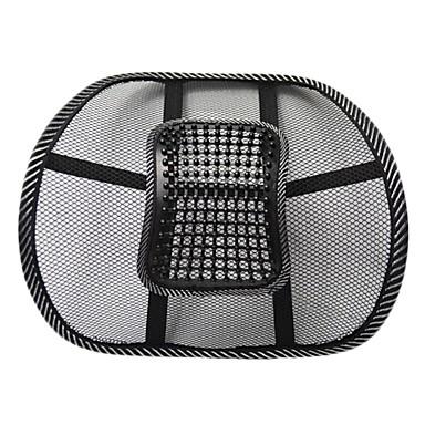 ZIQIAO Office Chair Car seat Cover Sofa Cool Massage Cushion Lumbar Back Brace Pillow Lumbar Cushion