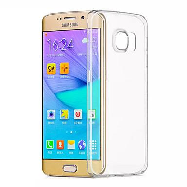 Asling TPU Ultra-Transparent Soft Case für Samsung Galaxy S7 Rand / S7