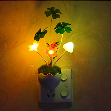 Lovely Flowers Color Changing Smart Light Controlled
