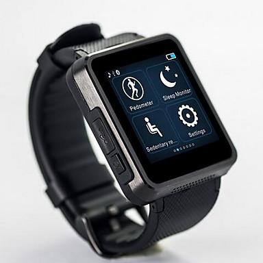 herren damen sportuhr smart uhr digital touchscreen fernbedienung kalender alarm schrittz hler. Black Bedroom Furniture Sets. Home Design Ideas