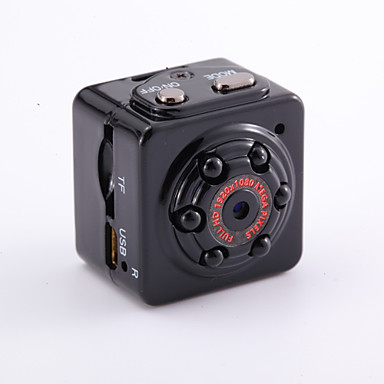 HYQ9 Webcam HD Camera Mini DV LED Light
