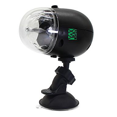 5w guirlande lampe led de sc ne pivotant 1 led haute puissance 300 400 lm rvb audio activ. Black Bedroom Furniture Sets. Home Design Ideas