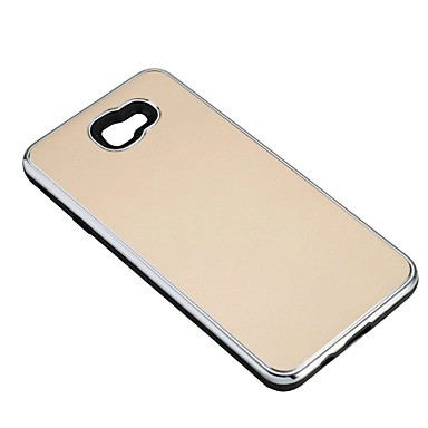 For Samsung Galaxy J7 J5 Prime Cover Case Plating Back Cover Case Solid Color Hard PC J2 Prime J7 J5 J3 J1 (2016) J7 J5