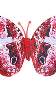 glød-in-mørk butterfly