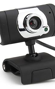 10 megapixel t-style usb 2.0 webcam (assorterede farver)
