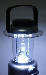 Lanternas LED / Lanternas e Luzes de Tenda LED 1 Modo Lumens Superfície Antiderrapante Outros AAA Campismo / Escursão / Espeleologismo-