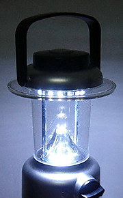LED Lommelygter / Lanterner & Telt Lamper LED 1 Tilstand Lumens Glidesikkert Greb Andre AAA Camping/Vandring/Grotte Udforskning-Andre,