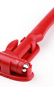 Glass Breaker/Hammer and Seat Belt Cutter Accident Survival Tool